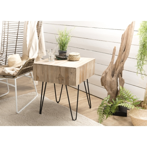 http://www.dpi-import.com/4199-thick_dpi-import/table-d-appoint-carree-plateau-branches-teck-pieds-epingles-scandi-metal.jpg