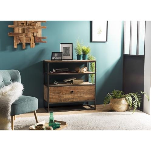 https://www.dpi-import.com/4459-thick_dpi-import/etagere-1-tiroir-teck-recycle-acacia-mahogany-et-metal.jpg