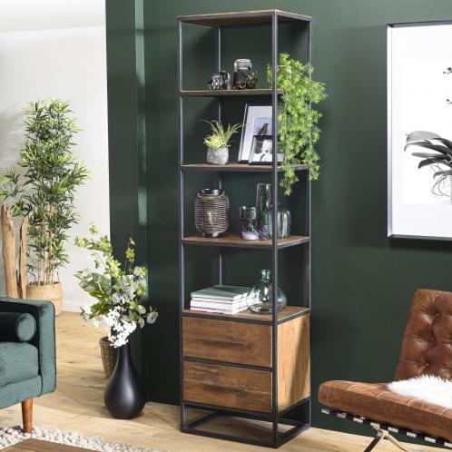 https://www.dpi-import.com/7592-thick_dpi-import/bibliotheque-haute-2-tiroirs-etageres-4-niveaux.jpg
