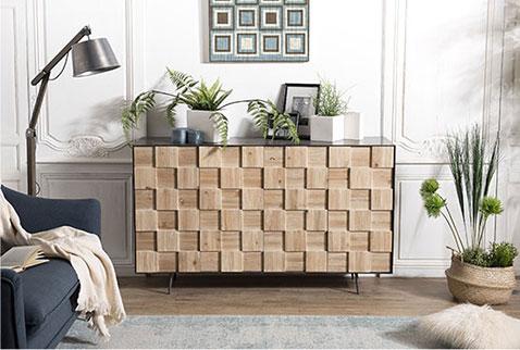Nouvelles collections meubles déco · séjour · salle à manger